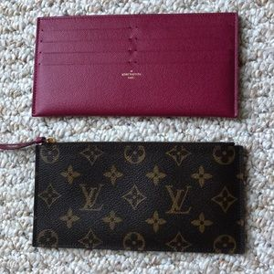 Authentic LV Felicie inserts